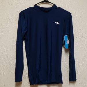 NWT Boys Athletic Works Performance Top